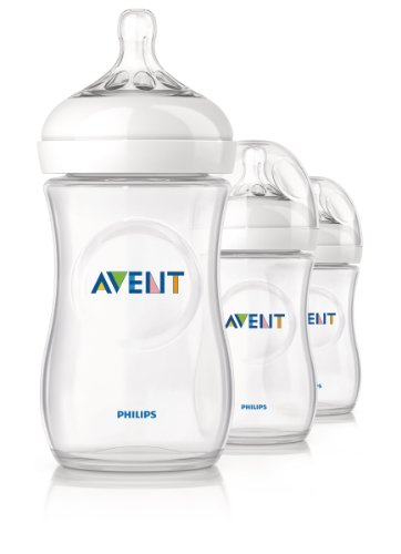 Amazon #LightningDeal 80% claimed: Up to 20% off Philips Avent Classic Plus Newborn Baby bottle Starter Set, Clear