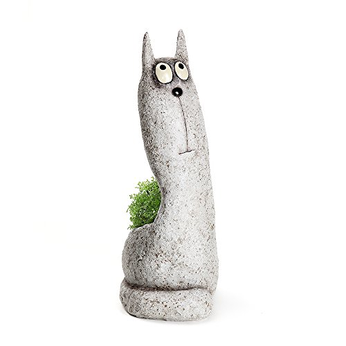 Georgetown Home & Garden Winston Cat Planter The Blob House Review