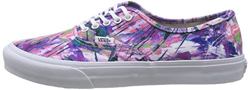 Vxg6fq5 Vans purple Mode Baskets U Authentic Multicolore Slim Adulte Mixte tqfqrwOz