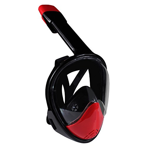 Ivation Snorkel Mask Full Face Visibility