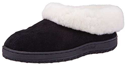Old Women's Moccasin Juliet Black White Friend BB8cRf