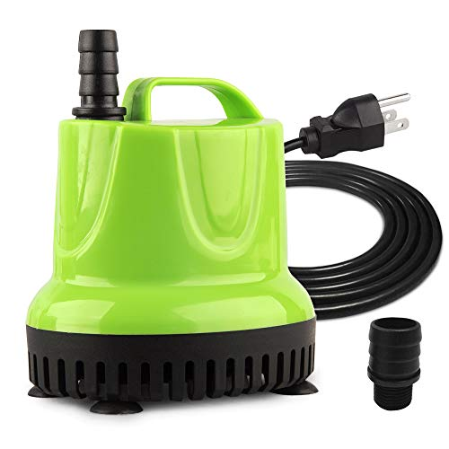 FREESEA FS-2000  Small Submersible Water Pump for Pond, Aqua