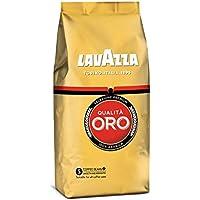 Lavazza Café de grano tostado Qualità Oro - Paquete de 4 x 500 g - Total: 2 kg