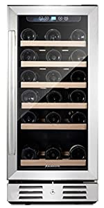 Kalamera 30 Bottle 15″ Built-in Wine Fridge : Quality Control Problems