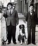 Photo Movie Stars Stan Laurel and Oliver Hardy