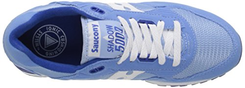 Saucony Originelen Womens Shadow 5000 Fashion Sneaker Blue
