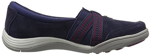 Grasshoppers Women's Chase Alt Closure Fashion Sneaker, Navy, US Peacoat Navy