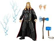 Boneco Marvel Legends Series Saga do Infinito, Figura de 15 cm Design Especial - Thor - F0188 - Hasbro