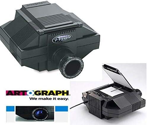 Artograph Art Proyector y juego de lentes, serie prisma opaco ...