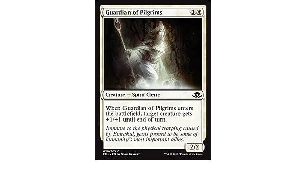 - Eldritch Moon 4 x Guardian of PIlgrims 030//205 Common