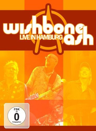 DVD : Wishbone Ash - Live In Hamburg (DVD)