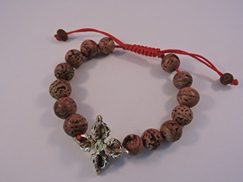 tibetan-mala-bodhi-seed-wrist-mala-bracelet-with-brass-double-dorje-vajra-charm-free-handmade-silk-p
