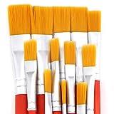 Kuqqi 17 pcs Painting Knife Set,5 pcs Palette