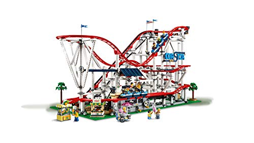 LEGO Creator Expert Roller Coaster 10261 Building Kit , New 2019 (4124 Piece) by LEGO (Image #5)