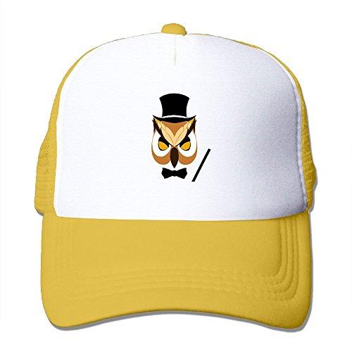 Liloian Vanoss Owl Logo Trucker Hat The Great Outdoors Mesh (Ennis Bed Set)
