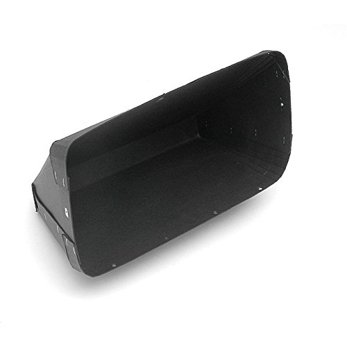 Eckler's Premier Quality Products 61-131338 Chevy Truck Glove Box, For Trucks Without Air Conditioning
