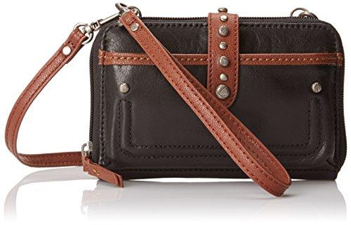 The Sak Iris Smartphone Cross Body Bag, Black, One Size