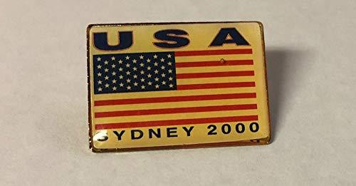 (2000 USA Sydney Olympics Summer Games Pin)