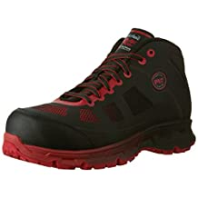Timberland PRO Men's Velocity Mid Red CSA Work Boot