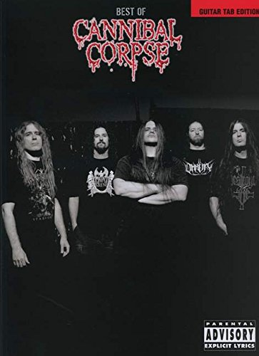 Best of Cannibal Corpse (Guitar Tab Editions)
