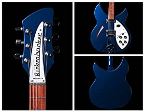 Rickenbacker 330 - Midnight Blue