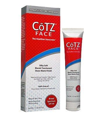 Cotz Face Sunscreen - 7