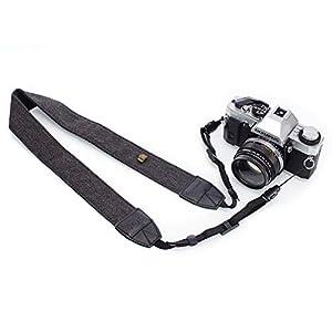 TARION Camera Shoulder Neck Strap Vintage Belt for All DSLR Camera Nikon Canon Sony Pentax Classic Photography Neck Shoulder Strap from TARION