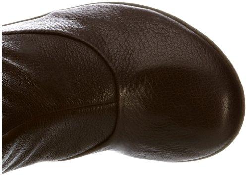 Fly London Blah - Botas de cuero mujer marrón - Dk Brown