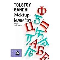 Tolstoy Gandhi Mektuplaşmaları