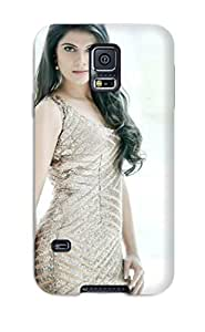 ThomasSFletcher Fashion Protective Manisha Shree Case Cover For Galaxy S5
