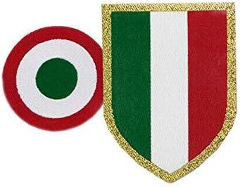 Marel Patch Ricamata Toppa Coppa Italia Scudetto 2016 2018 Ricamo Replica Amazon It Casa E Cucina