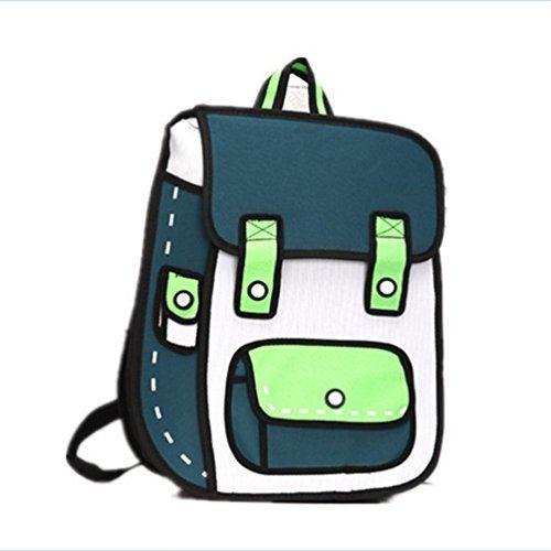Green Bag 2D - 8