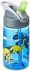 CamelBak Eddy Kids Water Bottles, T-Rex, 400mL