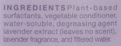 vaska Perfect Laundry Detergent, Lavender, 42 Fluid Ounce