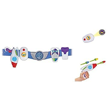 Toy Story Buzz Lightyear Utility Belt By Thinkway Amazon Co Uk