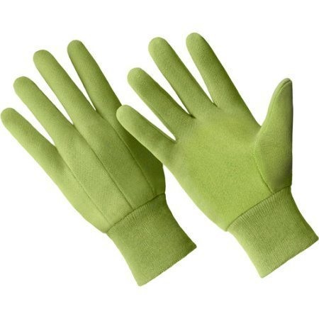 Womens Cotton Jersey Gloves
