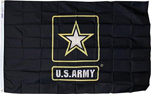 Army - 3' x 5' Nylon Military Flag