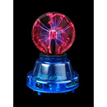 Fortune Products MP-3 Mini Plasma Ball, Blue