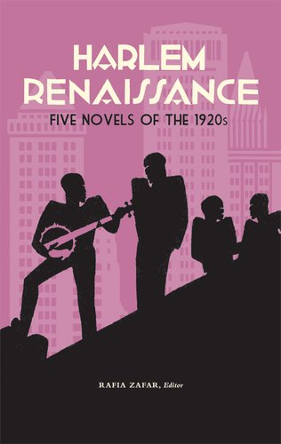 Search : Harlem Renaissance: Five Novels of the 1920s (Library of America)
