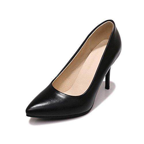 l'embout Avec de fin femmes de taille chaussures buse black l'ultra et léger 44wqYfr