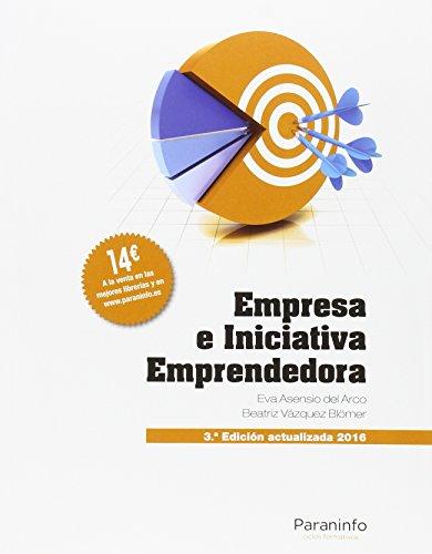 Empresa E Iniciativa Emprendedora 3.ª Edición
