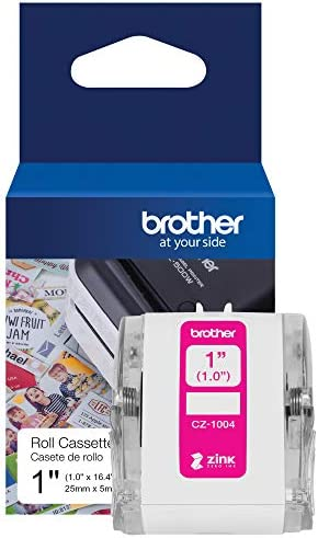 Brother Genuine Continuous Featuring Technology