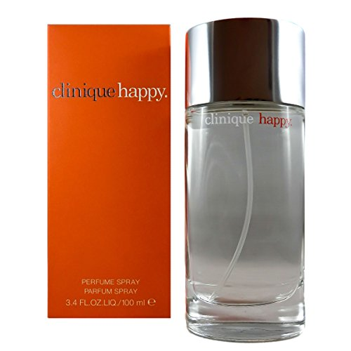 Happy For Women Perfume (Clinique Happy by Clinique for Women, 3.4 Ounce EDP Spray)