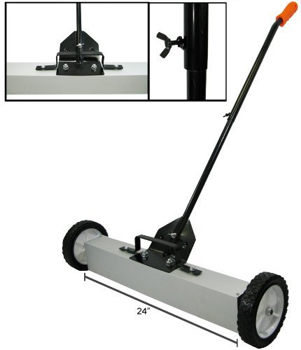 INTERACTIVE IMAGE TECHNOLOGY 90280 Magnetic Sweeper Adjus...