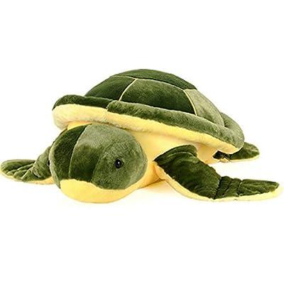 ERDAO Sea Turtle Stuffed Animal Plush Pillow,Tortoise Plush Toys Doll Gifts for Kids,Girls, 19.6 inch: Toys & Games
