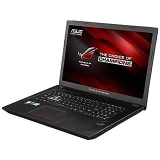 ASUS ROG GL753VE Gaming Laptop 17.3in FHD (1920 x 1080) Glossy Display Intel 7th Gen i7-7700HQ 16GB RAM 1TB HDD + 128GB SSD 4GB NVIDIA GeForce GTX 1050Ti Graphics Metalic Black (Renewed)