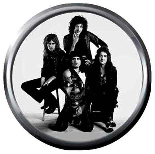 Fat Bottom Girls Queen Freddie Mercury and Queen Band Members Rock and Roll Hall of Fame Musicians Legends 18MM - 20MM Fashion Snap Jewelry Snap Charm