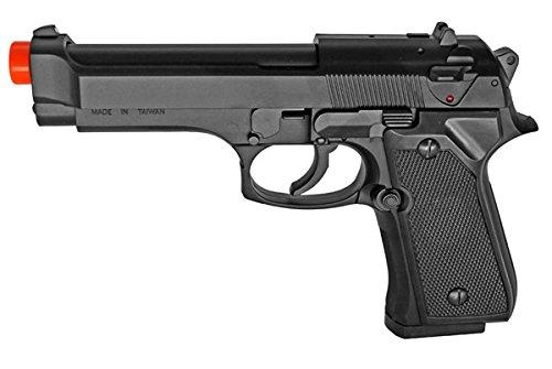HFC HA118 Airsoft Gun Spring Pistol Review