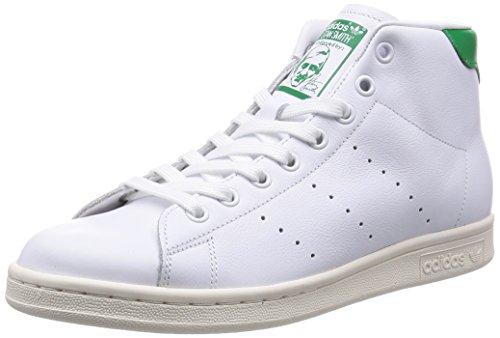 dab63e8cdf618 adidas - Stan Smith Mid Shoes - White - 6.5  Amazon.co.uk  Shoes   Bags