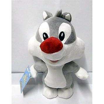 Disney Peluche silvetro Looney Tunes Baby 30 Cm